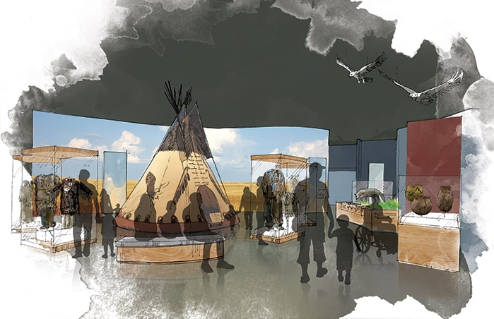 PRAIRIES AND WELCOME GALLERIES – REOPEN APRIL 2021