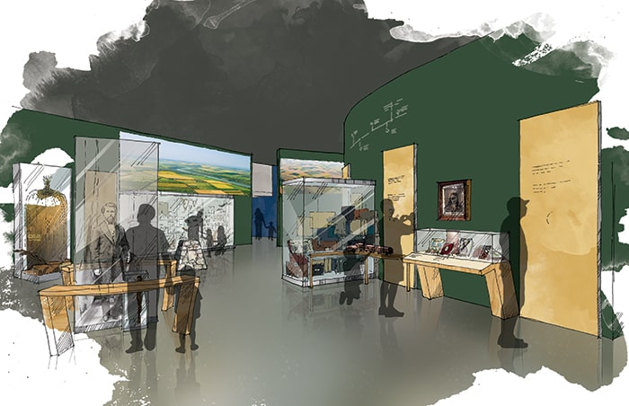 GRASSLANDS AND ORIENTATION GALLERIES – REOPEN NOVEMBER 2020